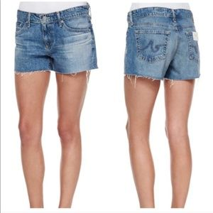 AG Adriano Goldschmied Sz 31 Bonnie Relaxed shorts